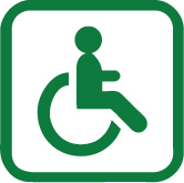 Physical disability: adapted