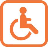 Handicap moteur : sous réserve avec accompagnateur