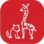 picto chien et girafe