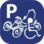 picto parking PMR