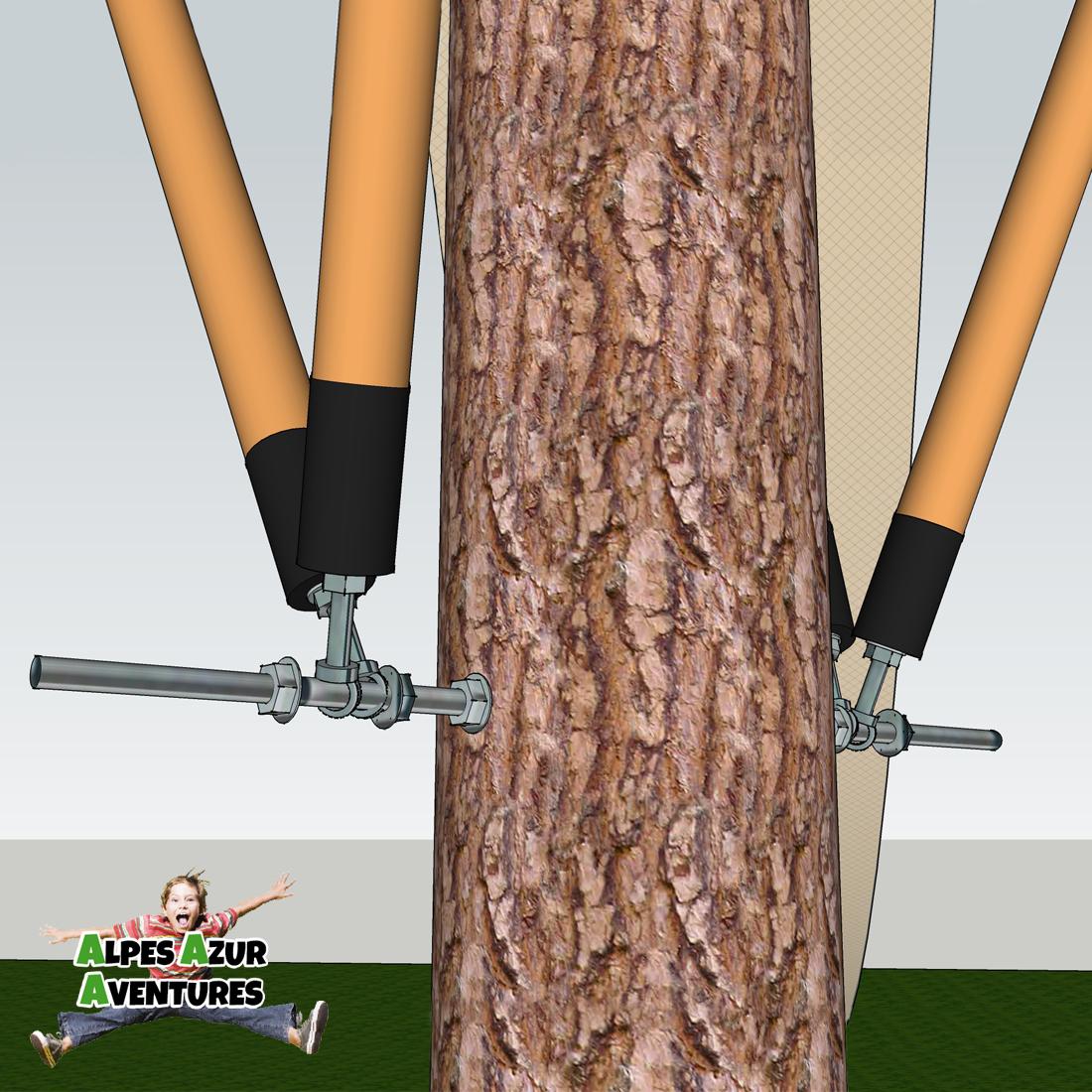 Technique construction cabane bois des lutins