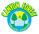 Logo de Canyon Forest