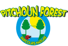 logo Pitchoun Forest Parcours aventure pour les petits